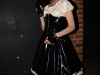 Sweet 50´s inspred latex skirt and top