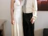 Latex wedding suit
